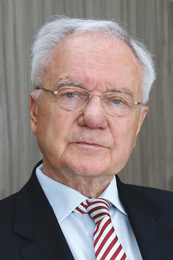 Im Alter von 83 Jahren starb am 29. Dezember 2019 Ministerpräsident a.D. und Oberkonsistorialrat i.R. Manfred Stolpe. Frohe Botschaft Februar