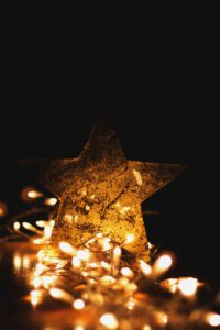 Ein Stern geht auf